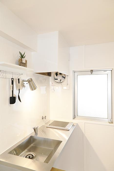 キッチンに窓があるのはポイント高め!_MG_6759