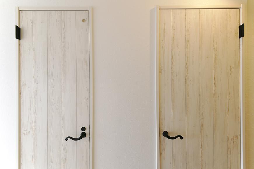 水回りへの扉です!ドア自体、イイ感じですね_MG_8899