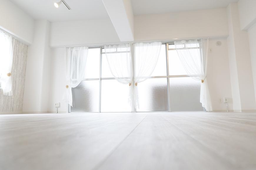 二面採光の明るい部屋でゴロンと寝転ぶ幸せ・・・_MG_9129