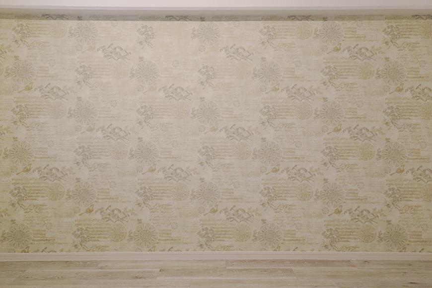 洋室の壁紙クロスです!落ち着いた雰囲気が素敵です_MG_9195
