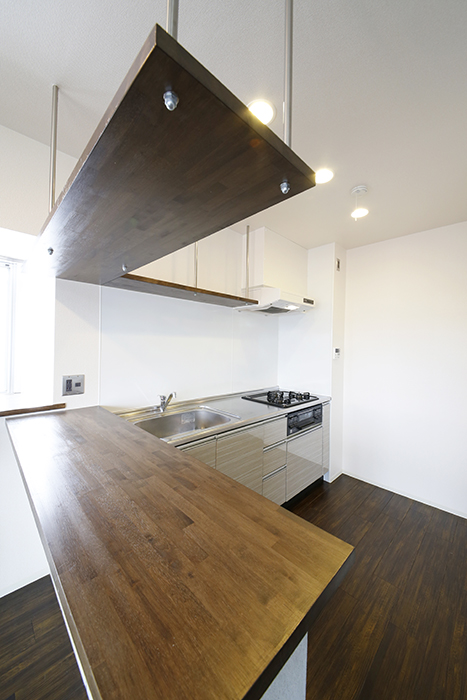キッチンも素敵な仕上がりになっています☆_MG_5189