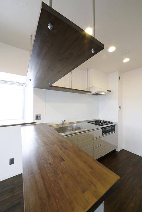 キッチンも素敵な仕上がりになっています☆_MG_5340
