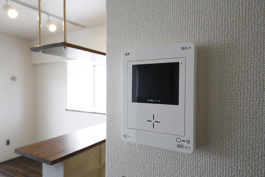 TVモニタ付インターフォン完備です☆_MG_5439