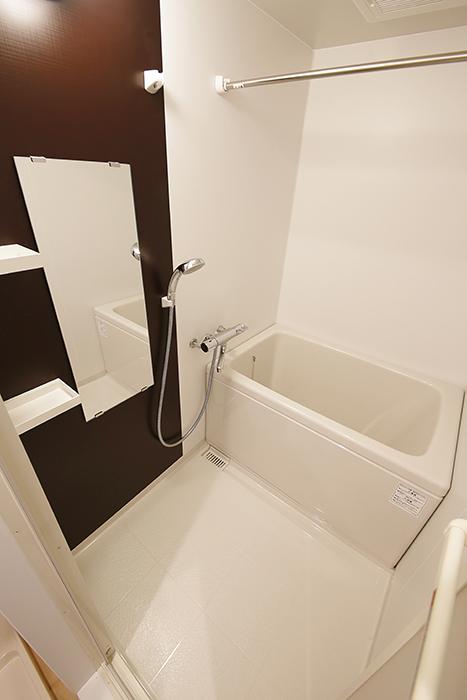 落ち着くトーン・色合いのバスルームで  日々の疲れを癒しましょう。。。_MG_8336