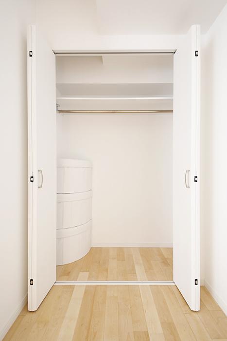 お部屋の中にはクローゼット収納あります!_MG_8450