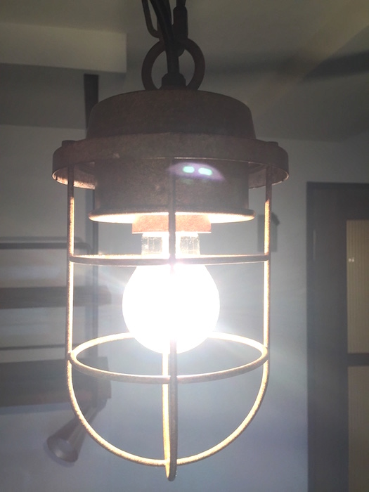 ヴィンテージ照明インテリア_0900
