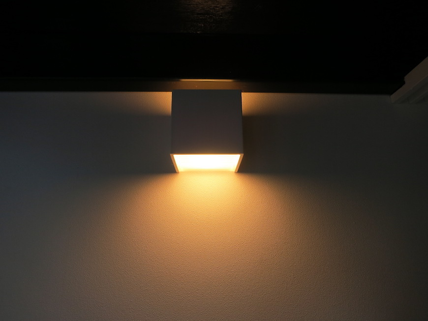 ロフトの雰囲気のあるダウンライト_5774