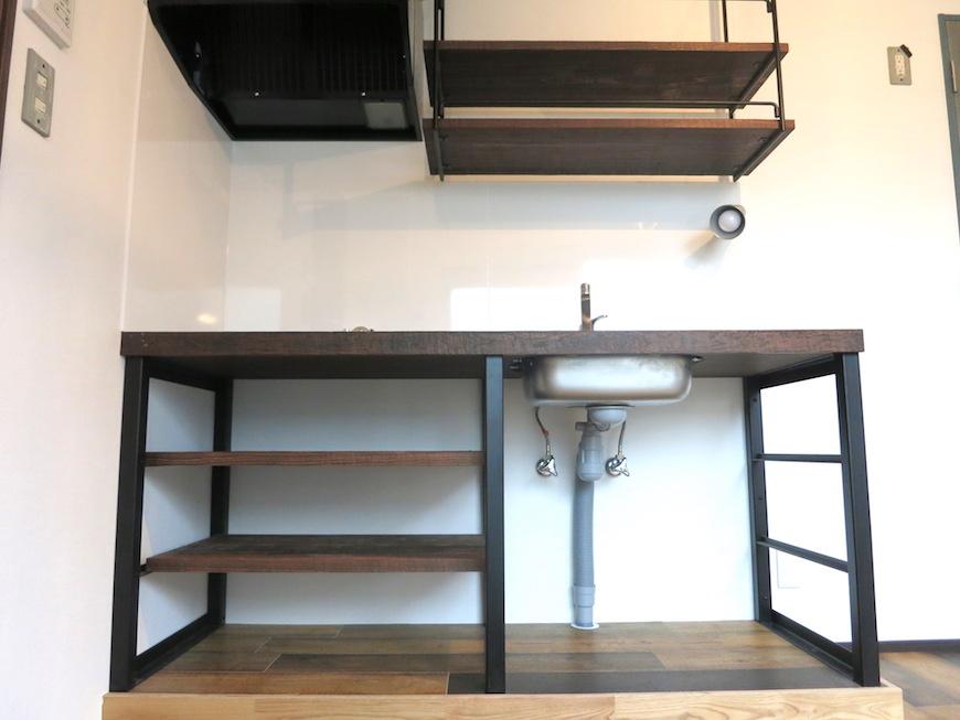 デザイン性の高い魅せるキッチン_5535