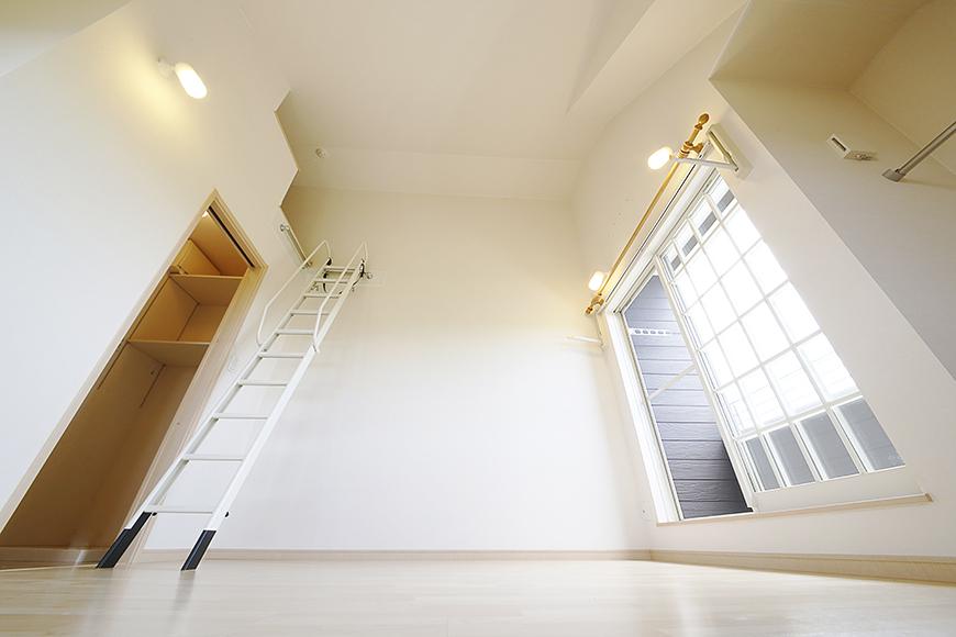 ロフトもあるので、当然タップリとられた天井高!_MG_2919