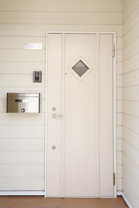 シェッドルーフの玄関ドアです_MG_3036