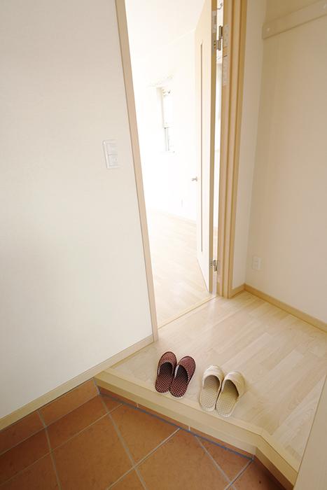 ドアを開けると、素敵な玄関がお出迎え!_MG_3107