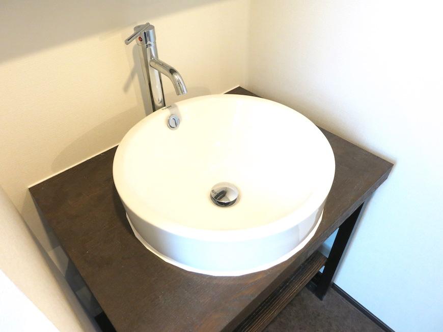 ヴィンテージ洗面台5590