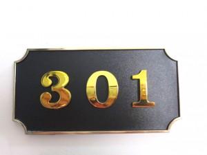 アコテパリジェンヌ301roomクールなルームプレート_5782