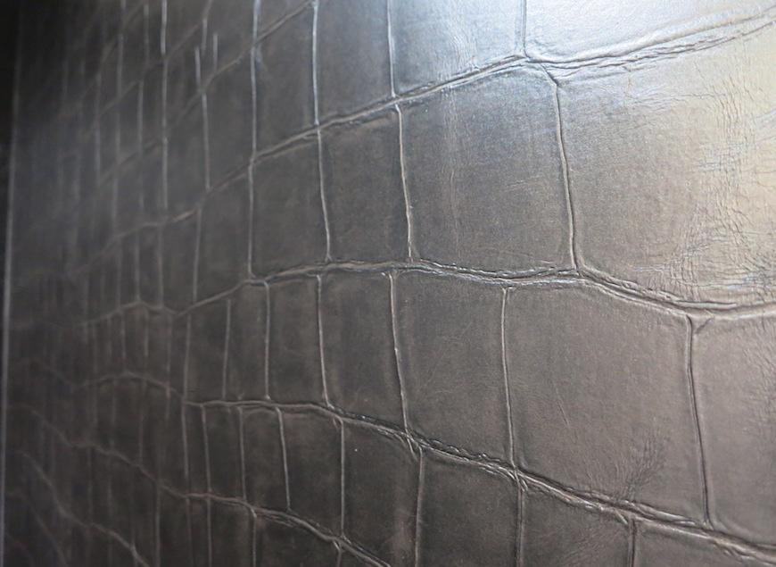 モノクロームな壁_キッチンスペース_5752