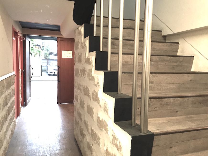 ちょっとかっこいい階段 ナゴヤマンションイマイケ_0939