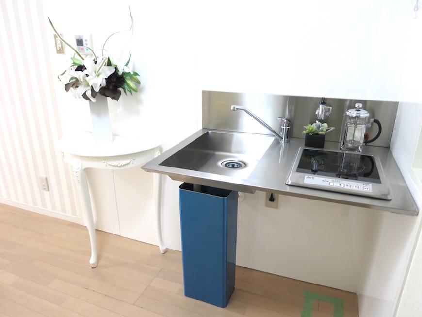 デザイン性の高いキッチンIMG_5962