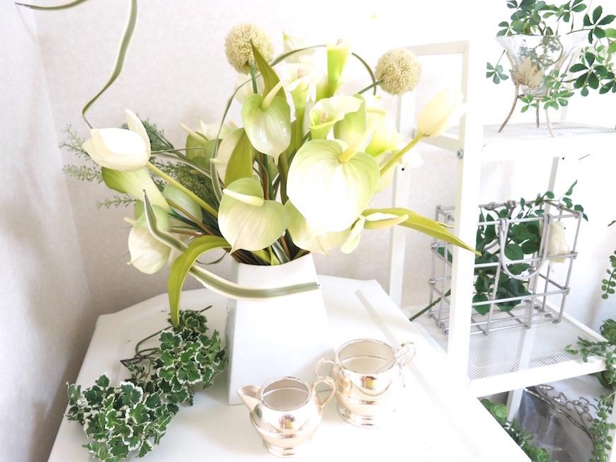 お花の似合うお部屋IMG_5967