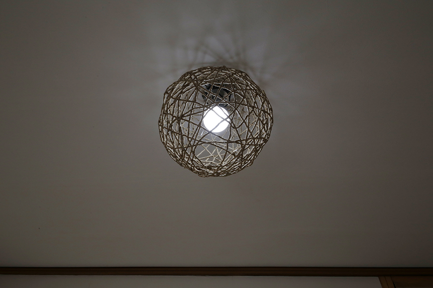 こちらのお部屋の照明器具も素敵です_MG_0546