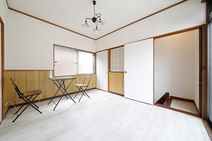 二部屋ともに窓が多いので、開放感と共にとっても明るいスペース☆_MG_0570