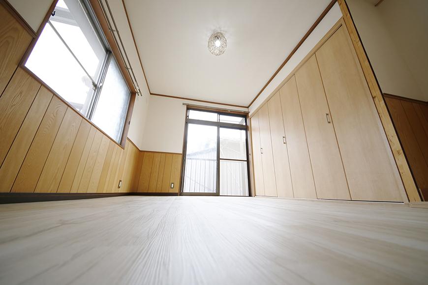 階段から見て奥の部屋はご覧の通り!_MG_0576