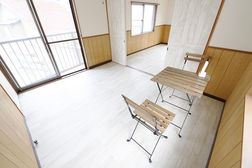 二部屋ともに窓が多いので、開放感と共にとっても明るいスペース☆_MG_0632