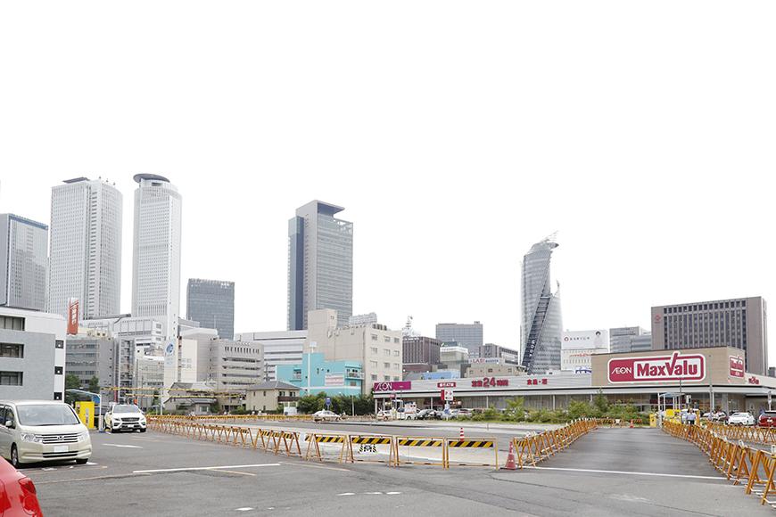 ちょっと歩くとイオンタウン太閤ショッピングセンター☆_MG_1054