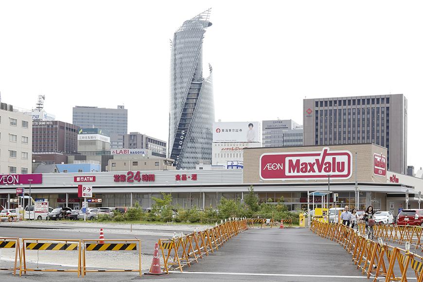 ちょっと歩くとイオンタウン太閤ショッピングセンター☆_MG_1059