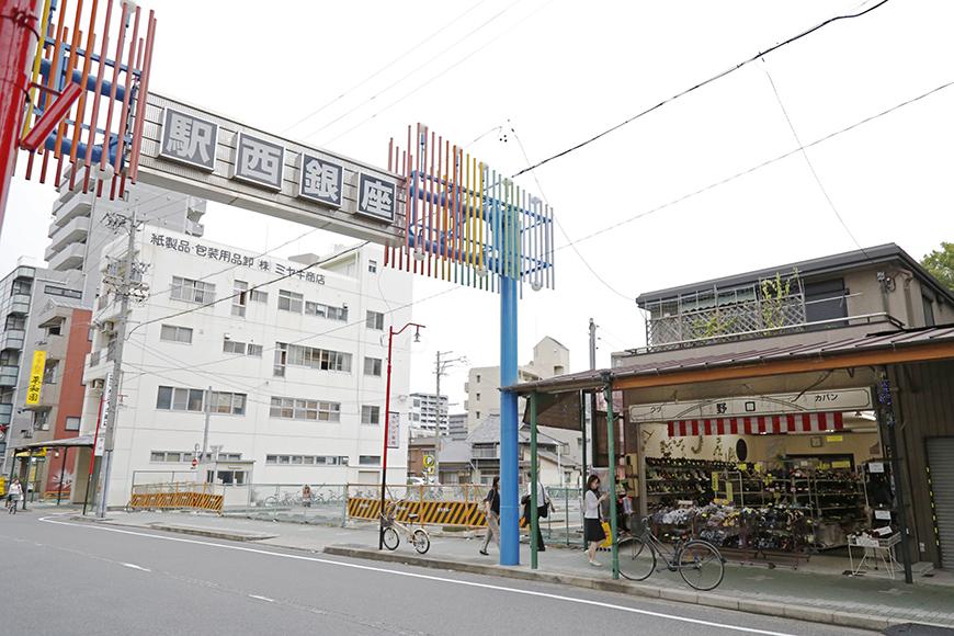 何となく、名古屋駅周辺であることを忘れてしまうような感覚・・・_MG_1129