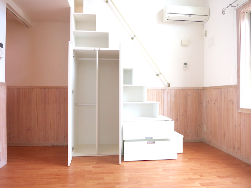 ヨーロピアンアパートメント収納_6670