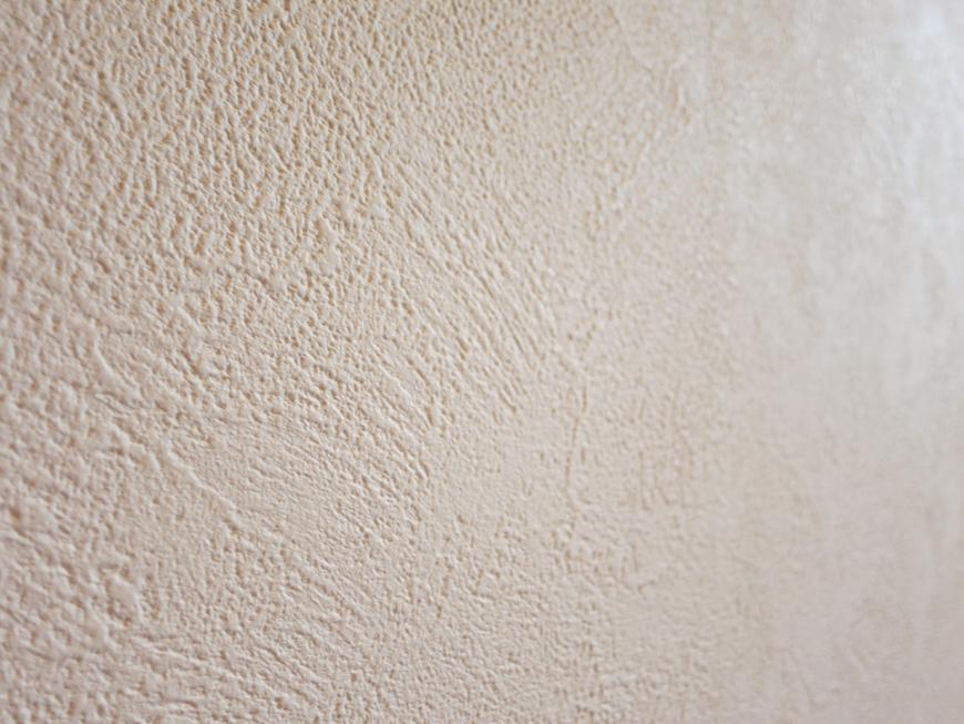 漆喰調の壁紙_6709