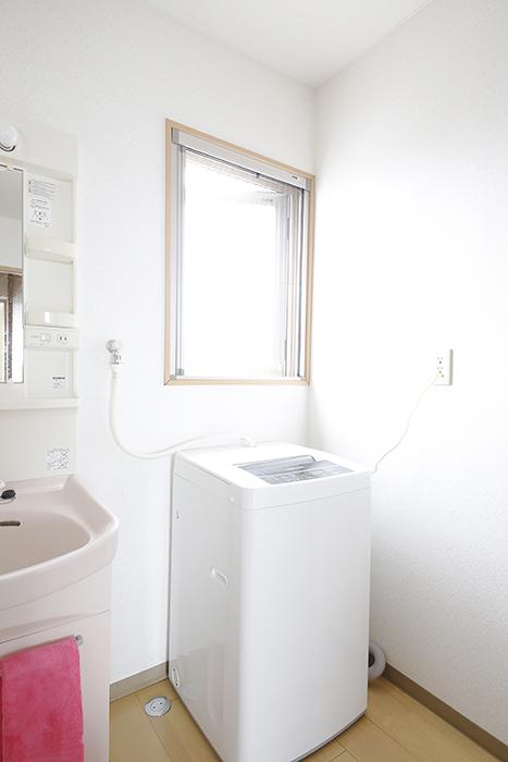 室内洗濯機置き場です_MG_8099