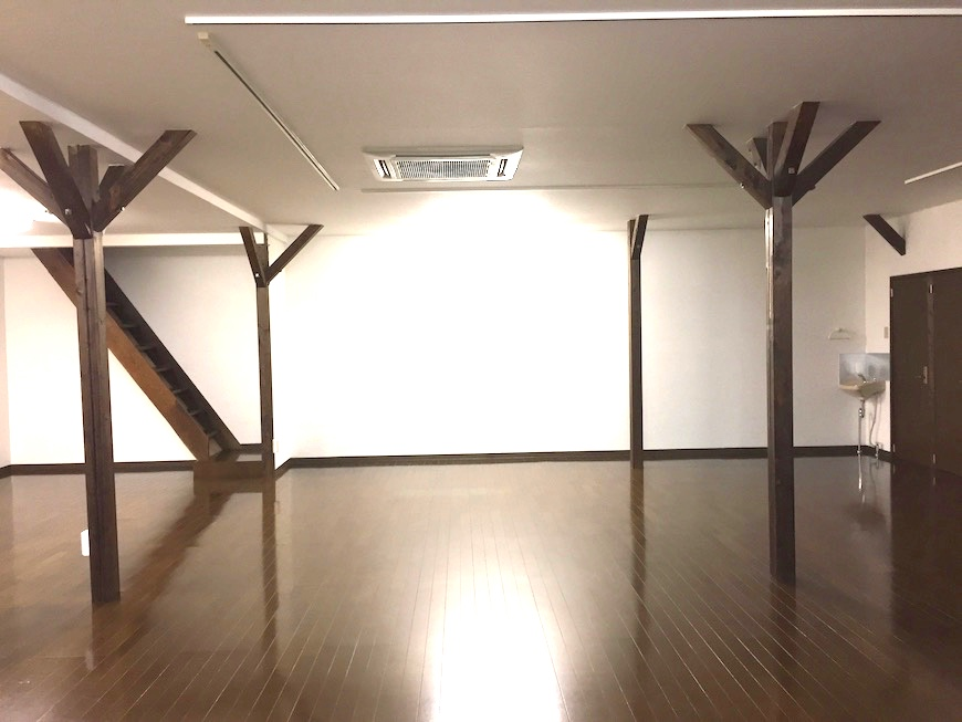 夜のスタジオ【呼明家スタジオ TASHIRO 1959】_1568