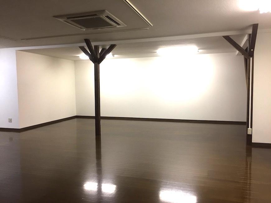 夜のスタジオ【呼明家スタジオ TASHIRO 1959】_1586