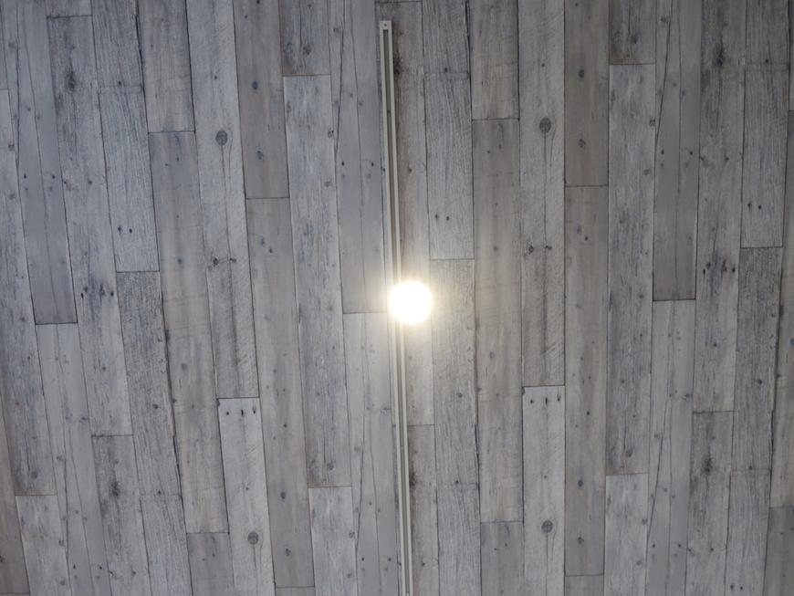 お洒落な天井とスポットライト_6974