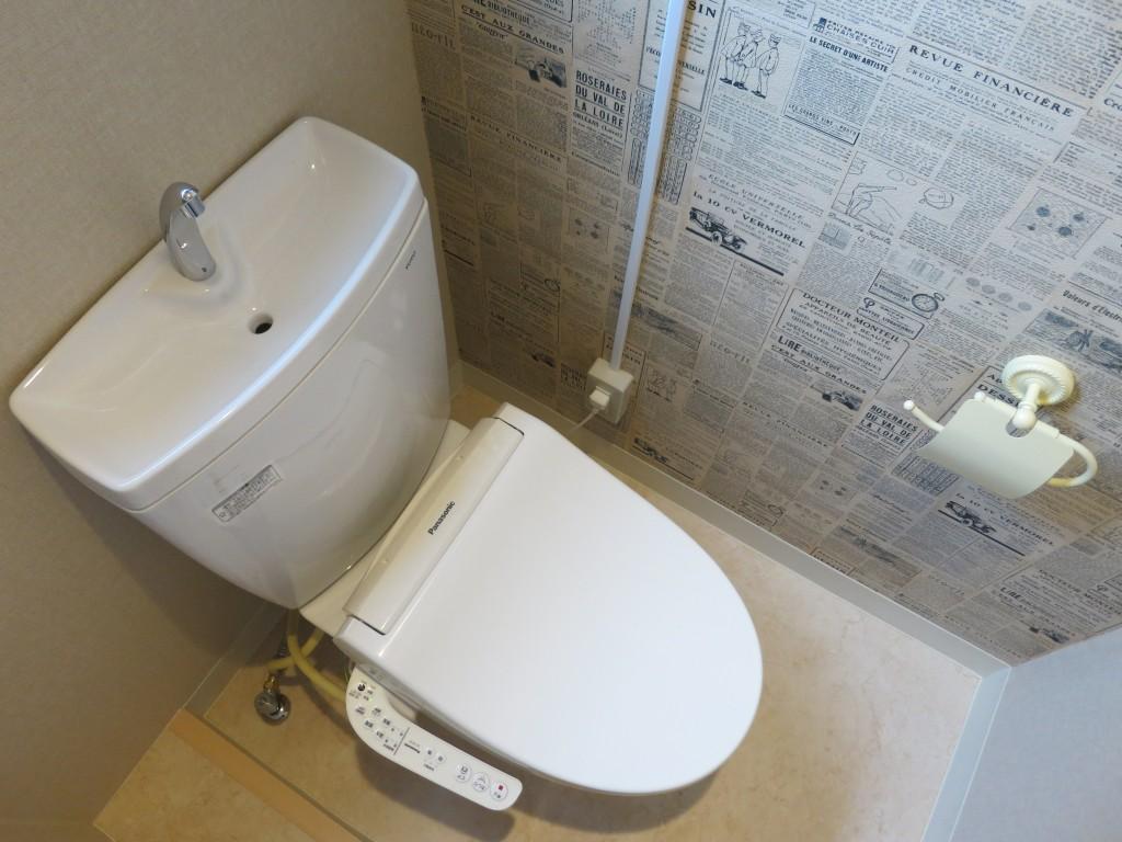 さりげなくかっこいいトイレ_7097