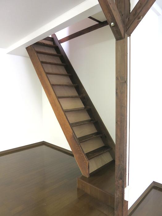 階段のある景色【呼明家スタジオ TASHIRO 1959】_7331