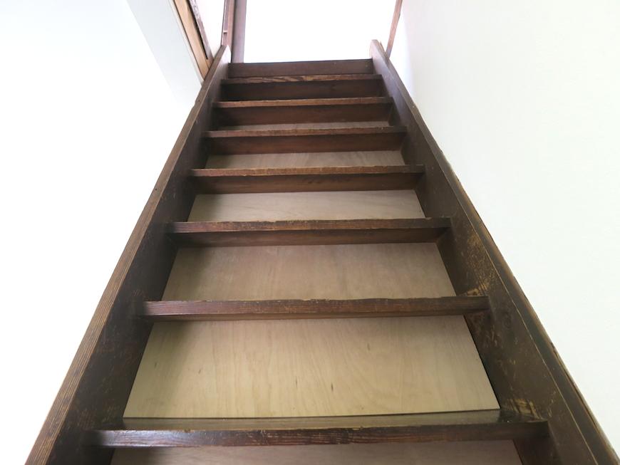 階段登り【呼明家スタジオ TASHIRO 1959】_7332