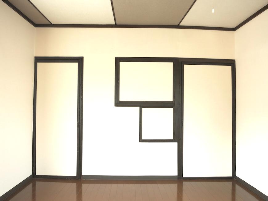 2階収納【呼明家スタジオ TASHIRO 1959】_7362