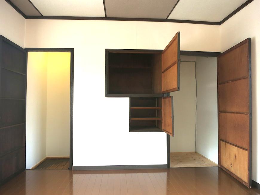 2階収納【呼明家スタジオ TASHIRO 1959】_7366