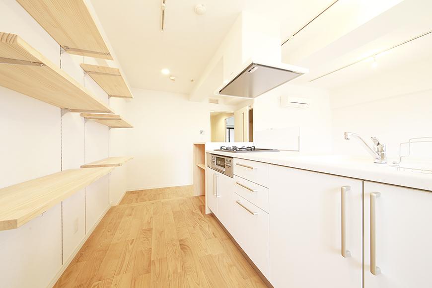 お部屋の中心、ピッカピカのアイランドキッチン!_MG_9562