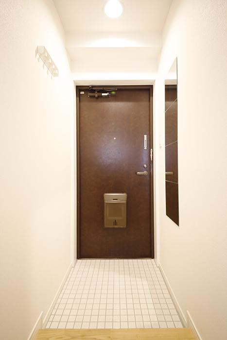 高級感溢れる玄関ドアです_MG_9674