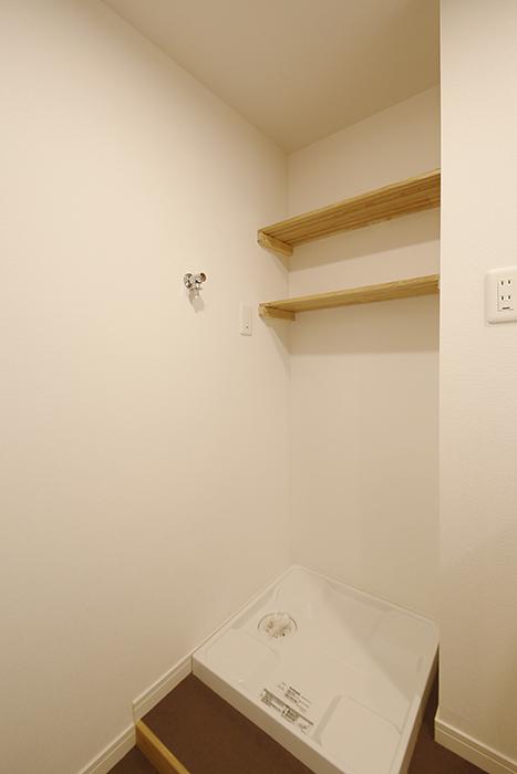 室内洗濯機置き場です_MG_9806