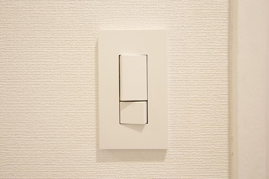 スイッチ回りも当然スッキリ・シンプルなデザインに!_MG_9836