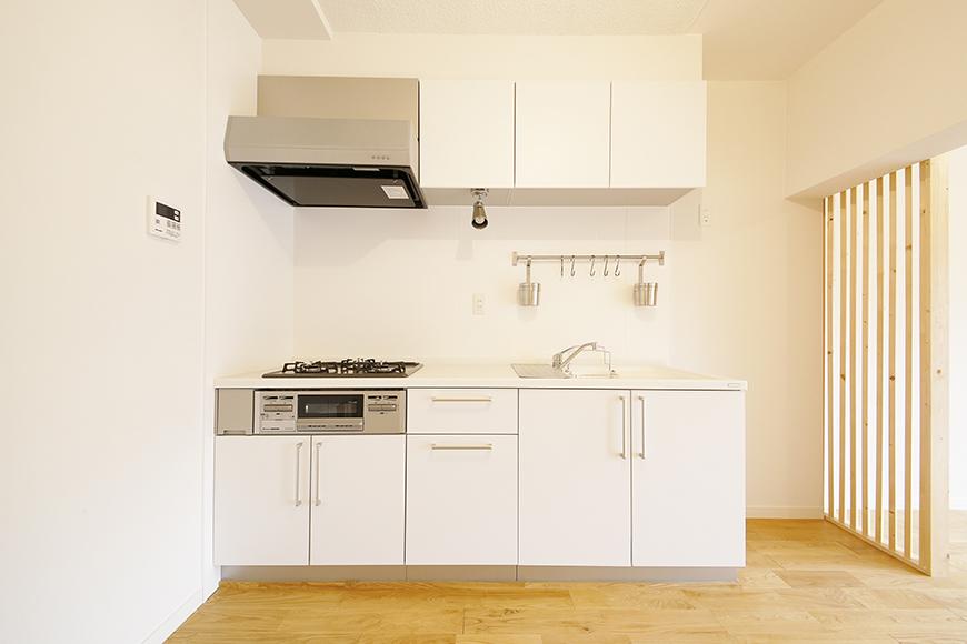 まずは白を基調としたキッチンからご覧下さい!_MG_9904