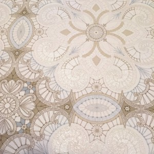 壁紙 リビングアクセントa  エキゾチックな『モロッコスタイル』