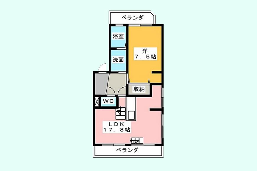 浦里第二マンション_102号室
