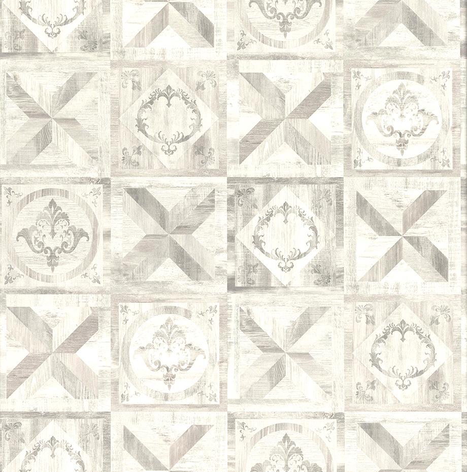 壁紙 リビングアクセントa クール可愛い「シャビーシック スタイル」
