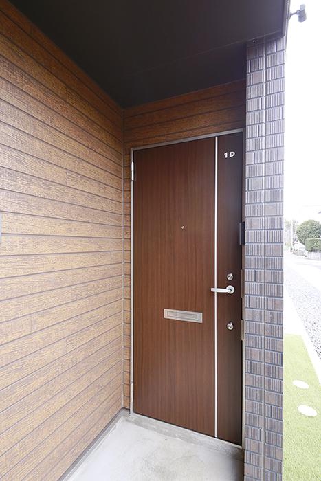 espresso木田(1D号室)の玄関です_MG_2911