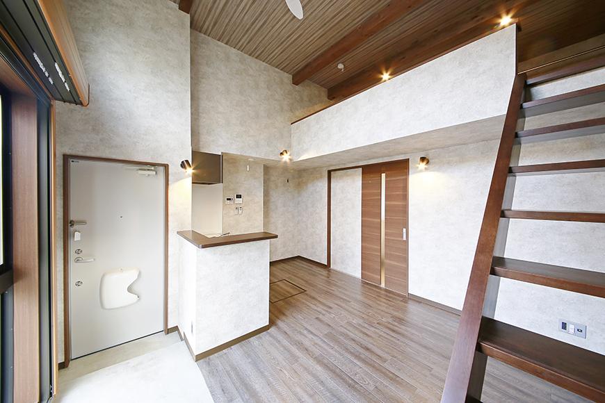 玄関、土間、そしてキッチン。素敵な佇まい☆_MG_2930