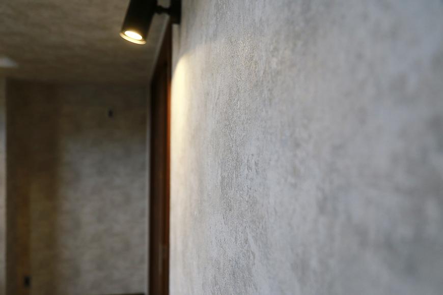 キッチン周り、洋室の壁紙もとってもクール☆_MG_3067